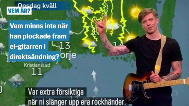 Allt du behöver veta om Väder-Nils