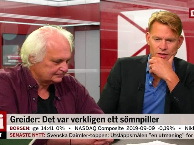 """Stefan Löfven läste upp sin regeringsförklaring: """"Ett sömnpiller"""""""
