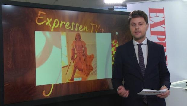 Dags att öppna lucka 14 i Expressens julkalender