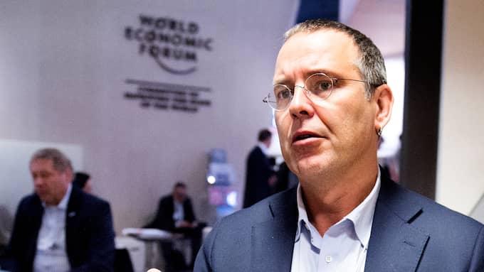 Anders Borg blir rådgivare åt det amerikanska teknikföretaget IP Soft. Foto: Anna-Karin Nilsson