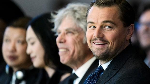 Leonardo DiCaprios hemlighet för familjen – avtal med fotograf