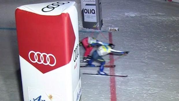 Höjdpunkter: Viktor Andersson överraskade med pallplats