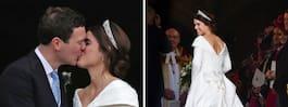 Därför nobbar prinsessan klassisk bröllopsklänning