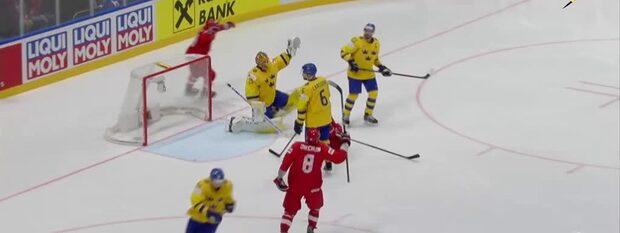 Höjdpunkter: Sverige-Ryssland