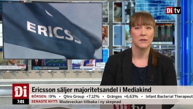 Morgonkoll: Ericsson säljer majoritetsandel i Mediakind