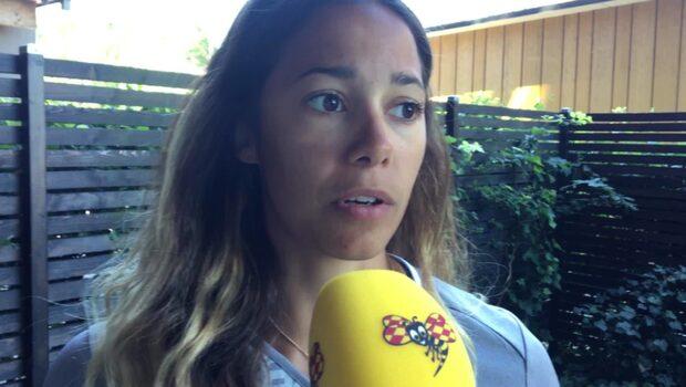 """Angelica Bengtsson: """"Vill få tillbaka rekordet så snabbt som möjligt"""""""