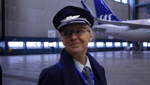 Flygkapten Anna Sundberg svarar på frågor - Avsnitt 1