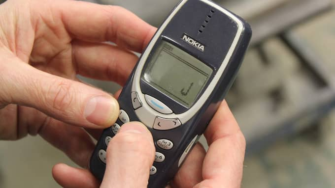 Snart kanske du kan spela Snake på en Nokia 3310 igen. Foto: HULL DAILY MAIL / SWNS.COM