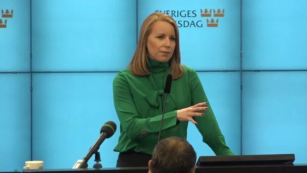 Annie Lööf: Dessa sakpolitiska områdena har diskuterats