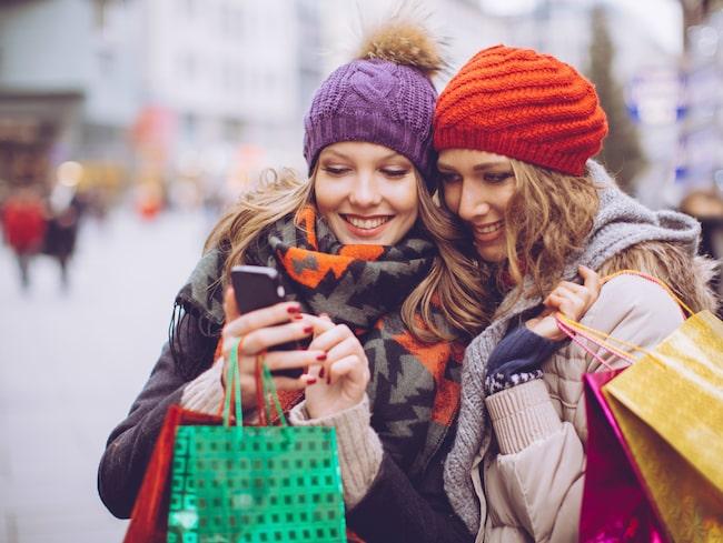 På vintern är det många som drabbas av problem med mobiltelefonen.