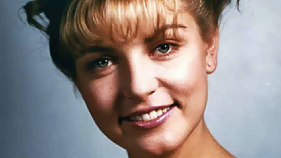 TWIN PEAKS ÄR TILLBAKA. Den 22 maj har serien svensk preimär. På bilden syns Sheryl Lee i rollen som Laura Palmer.