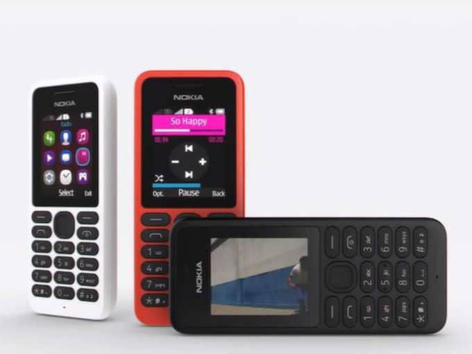Nya Nokia 130 kommer kosta 172 kronor.