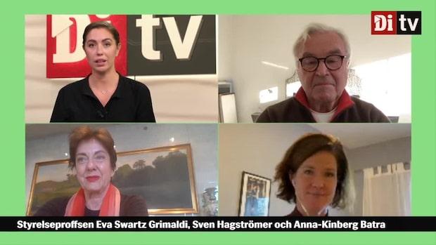 Sven Hagströmer: Finns inavel i styrelserummen