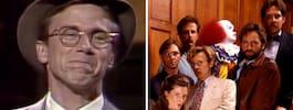 Skådespelaren Harry Anderson  död – blev 65 år gammal