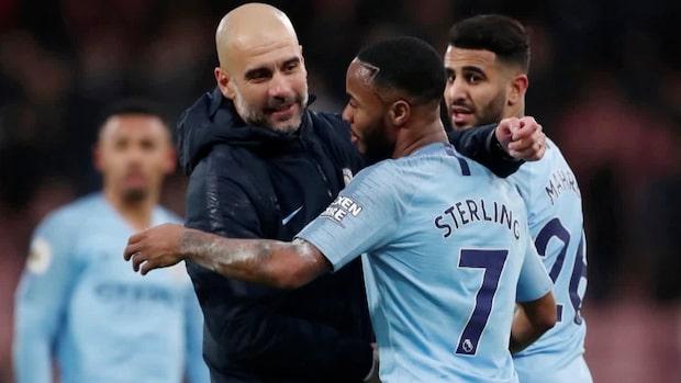 Manchester City stängs av från Champions League