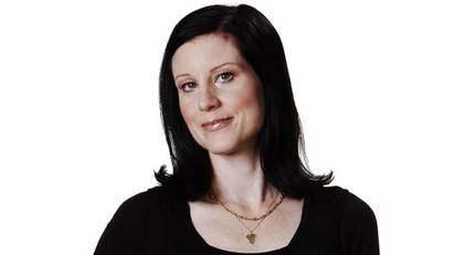 Linda Skugge, VD för Vulkan.se. Foto: Cornelia Nordström