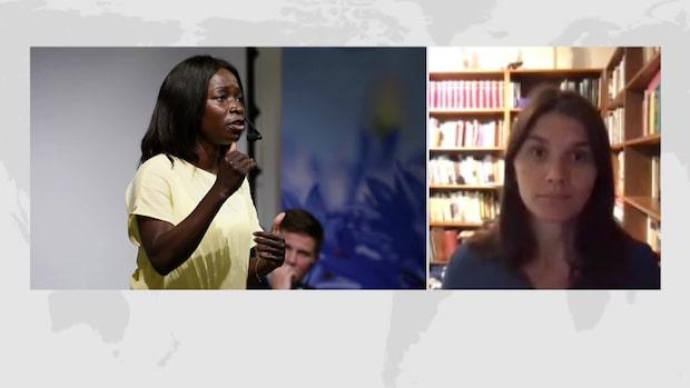 Jenny Madestam om Erik Ullenhags avhopp i partiledarkampen i Liberalerna