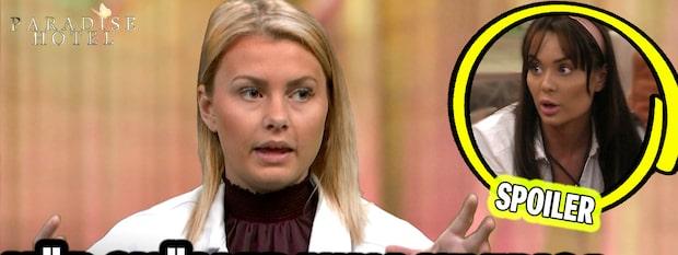 Q&A: Här skäller Nina ut Erica efter myset med Marcelo