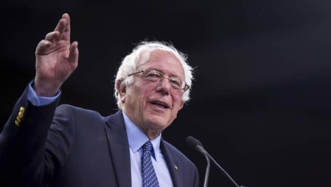 Utsikterna ser inget vidare ut för Bernie Sanders inför Massachusetts. Foto: Courtney Despain
