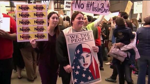 800 000 unga påverkar om Trump avskaffar Daca