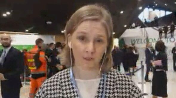 Miljöminister Karolina Skog om dagens klimattoppmöte