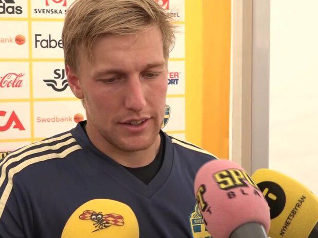 """Emil Forsberg om kritiken: """"Har inga problem med det"""""""