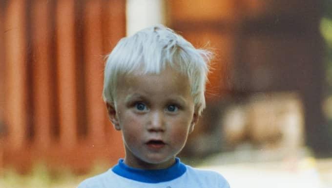Sexårige Emil Rittbo i Hörby mördades för 22 år sedan. Foto: Sara Strandlund