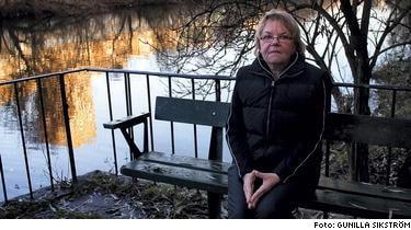 """Oron var hormonsjukdom. Efter två års kamp mot sjukdomen har Hilka Ekblom äntligen fått hjälp. """"Nu är jag på väg tillbaka till livet!"""""""