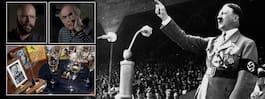 Upprörda känslor i tv-bråk om Hitlers aska
