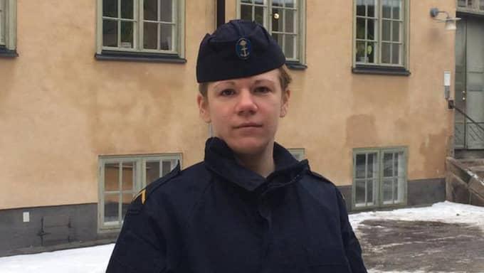 Kajsa Trollsås. Foto: Privat.