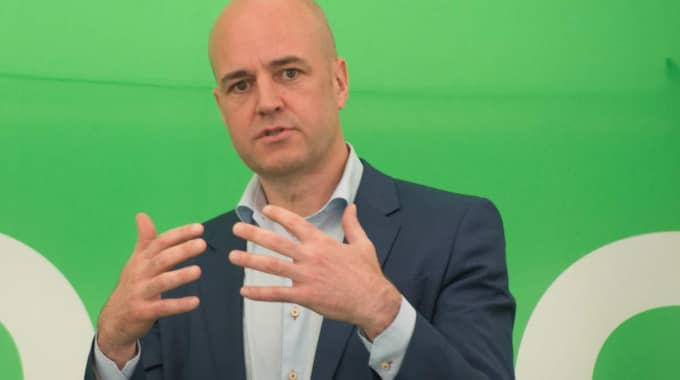 Fredrik Reinfeldt. Foto: Julia Reinhart/All over press