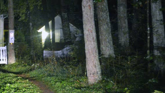 En man i 35-årsåldern misstänks ha mördat sin mamma utanför Strömstad. Foto: MIKAEL BERGLUND