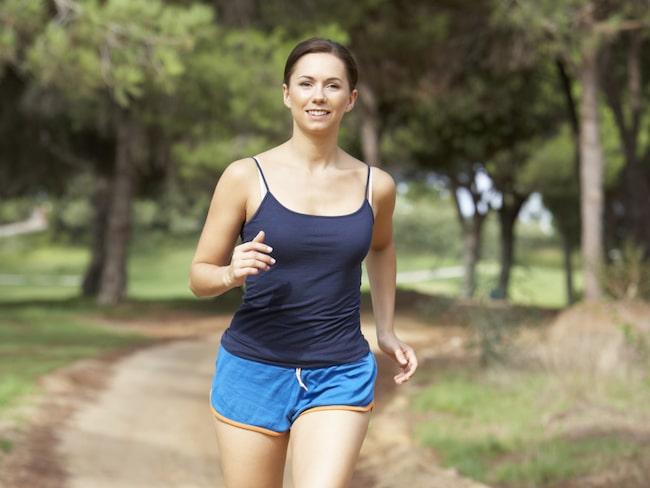 Hjärtklappning vid träning