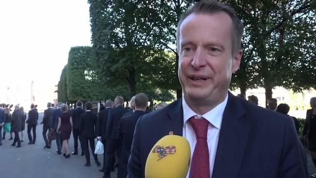 """Anders Ygeman: """"Vi måste börja lyssna mer på varandra"""""""