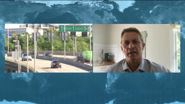 Bengt Olsson från Trafikverket ger tips inför midsommar-trafiken