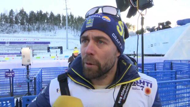 """Förbundskaptenen efter skiathlonen:  """"Kommer bli annat på onsdag"""""""