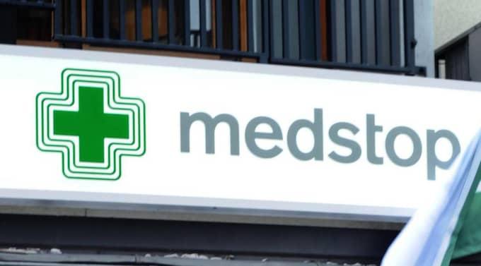 Apoteksföretaget Medstop är ett av de bolag som tigger skattepengar - samtidigt som de slussar ut stora belopp till skatteparadis. Foto: Leif Gustafsson