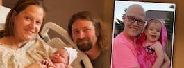 Mamman ammade dottern – då upptäckte hon knölen