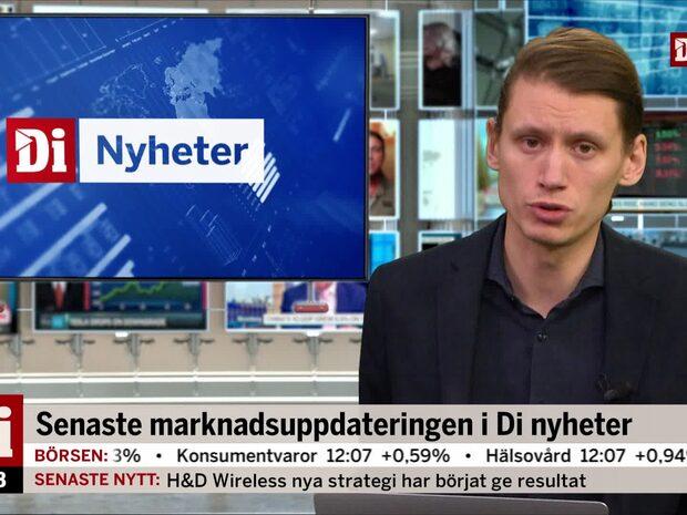 Di Nyheter: Veoneers rörelseresultat minskade mindre än väntat