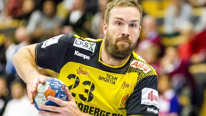 Lars Möller Madsen laddar för två nya säsongen i Karlskrona. Foto: MATHILDA AHLBERG