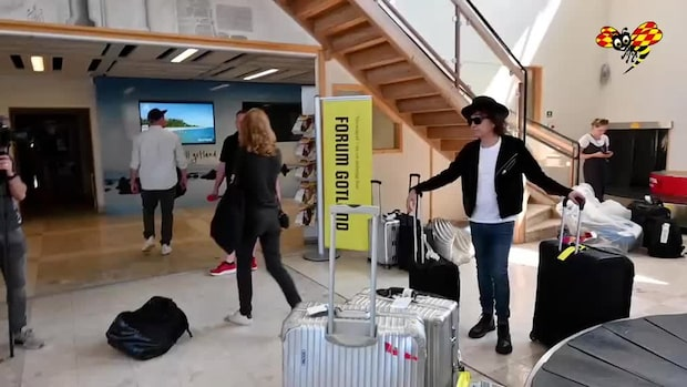 """Magnus Uggla om att spela in en ny säsong av """"Så mycket bättre"""""""