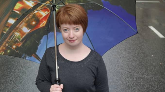 Malin Persson driver sedan 2012 en blogg där hon tipsar om erbjudanden och rabattkuponger. Foto: Privat