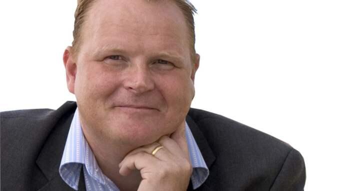 Mårten Widborg, ordförande Städbranschen Sverige.