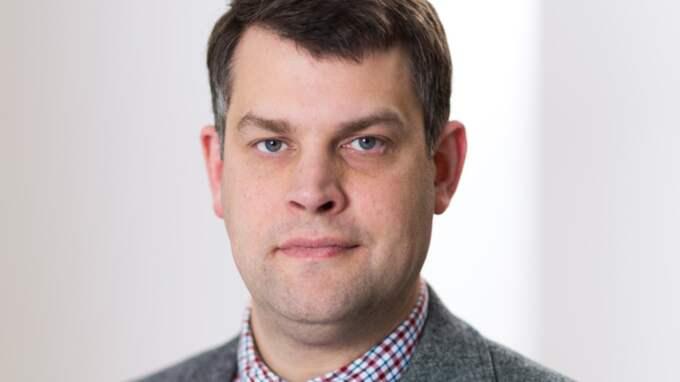 Andreas Schönström (S), kommunalråd i Malmö. Foto: Jens Ohlsson