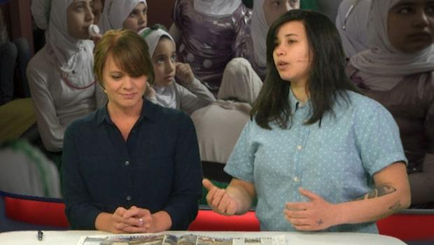 Expressens studiosändning om de uppmärksammade reportagen från Turkiet