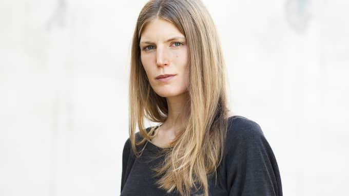 Helena Granström är medarbetare på Expressens kultursida. Foto: ELIN STRÖMBERG / NATUR OCH KULTUR