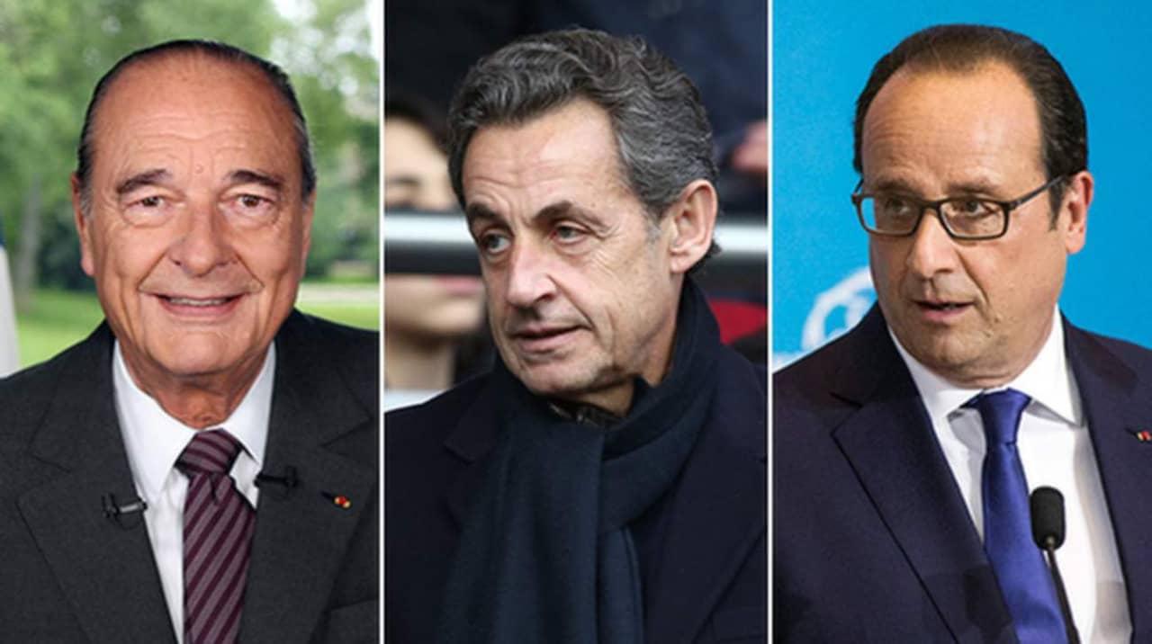 Frankrike avlyssning besvarar regeringen