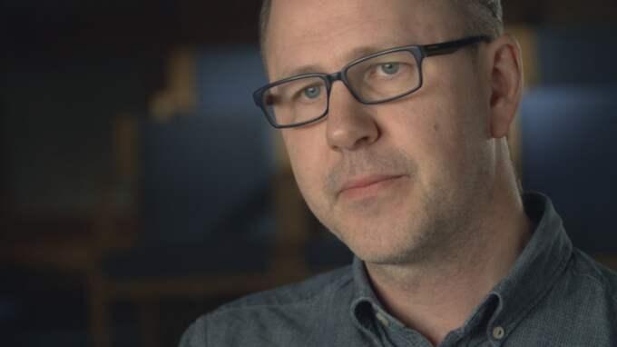 """""""Vi trodde att det skulle bli ett bombnedslag utan dess like men det hände ingenting"""", säger Karl-Henrik Grinnemo, biträdande överläkare vid Karolinska, i SVT:s program. Foto: SVT"""