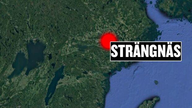 Storbråk i Strängnäs