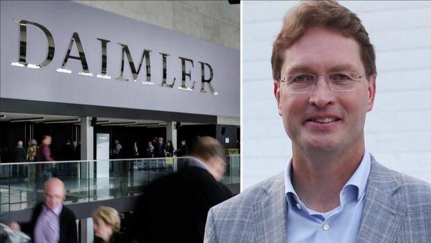 Svensken Ola Källenius blir ny vd för Daimler